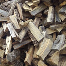Mixed Firewood Pile Picture