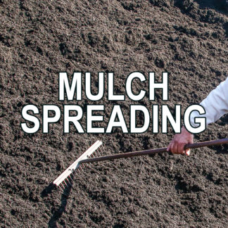 Best Firewood Mulch Spreading