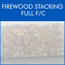 Full Cord Firewood Stacked Picture